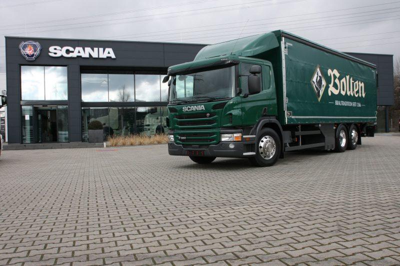 Scania Truck Bolten