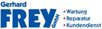 Gerhard Frey GmbH in Bochum Logo