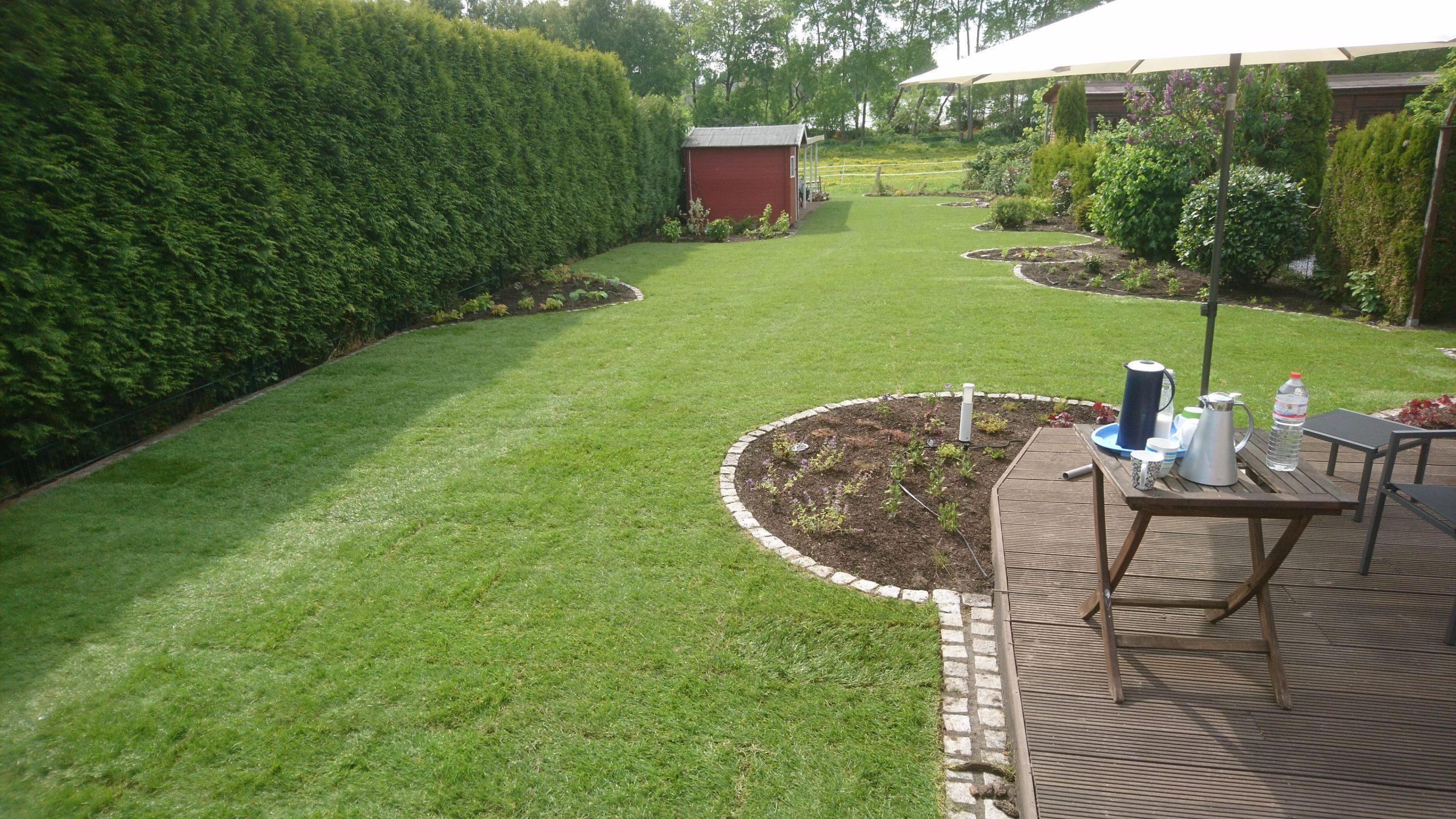 Gartengestaltung Reinhard Garber GbR in Brunsbek